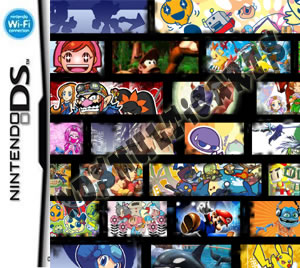 ds minigame compilation cartridge